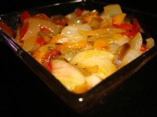 Confit de poivrons Monégasque3