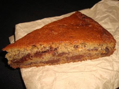 Gâteau chocolat-banane2