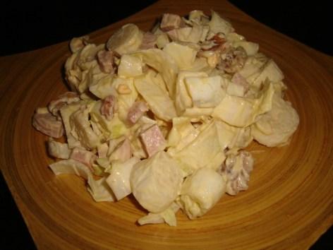 Salade d'endives aux noix2