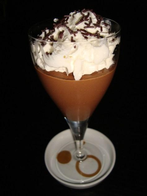 Crème au chocolat liégeoise