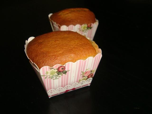 Mini-cakes aux fraises Tagada
