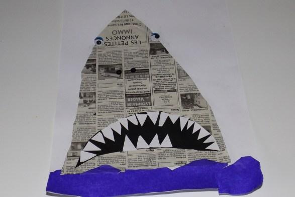 Requin (papier journal)