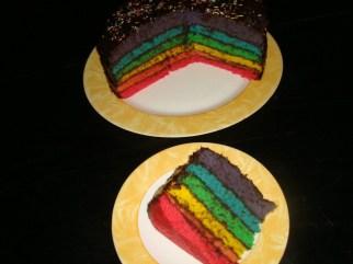 Gâteau Rainbow3