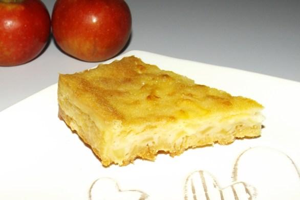 Gâteau aux pommes (léger et sans balance) 1 (08 10 2020)
