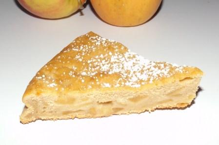 Molly cake aux pommes et au caramel au beurre salé 2 (20 09 2020)