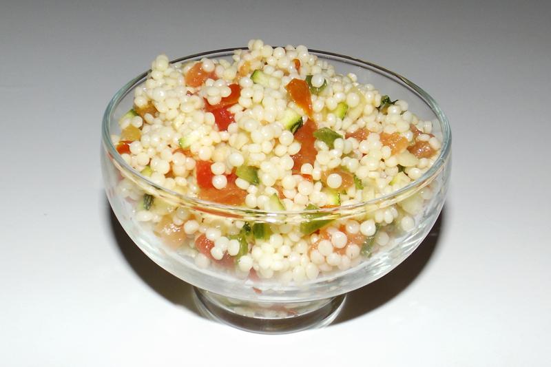 Salade de perles façon taboulé 1 (11 09 2020)