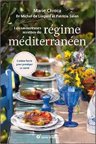 4- Les savoureuses recettes du régime méditerranéen