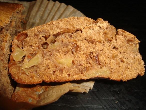 Cake aux pommes et au carambar2