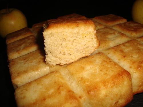 Carrés de gâteau aux pommes.jpg