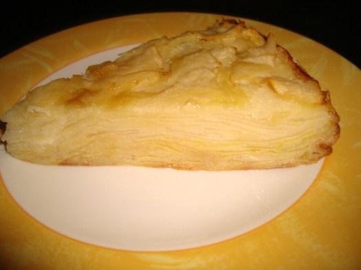 Gâteau Invisible aux pommes et aux poires d'Eryn2