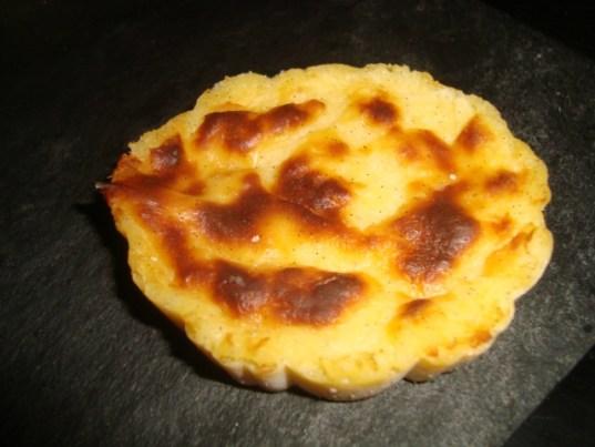 Petits flans Pâtissiers ( sans pâte )2