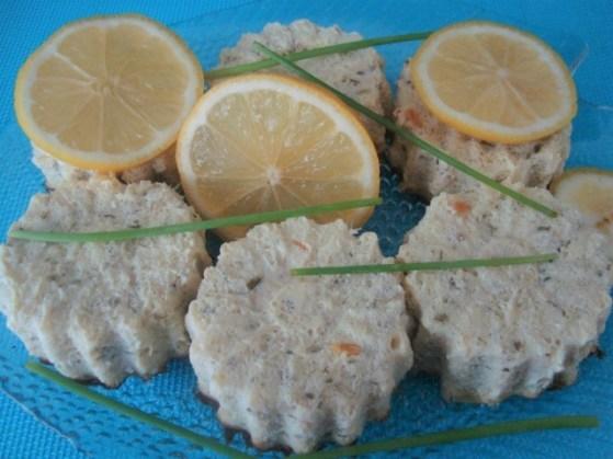 Fleur de poisson au coeur noix de St Jacques aux brisures de truffes.jpg