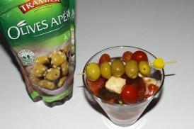 Salade aux 3 tomates, jambon cru et mozzarella3