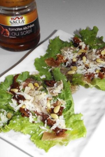 Salade composée à l'italienne2