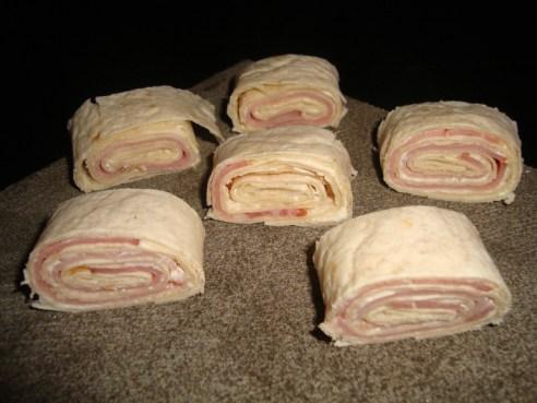 Wraps bacon et kiri