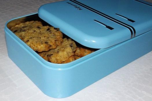Biscuits aux pépites de chocolat (de Martha Stewart)8