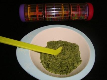 Petit pot d'épinards au fromage à l'ail et aux fines herbes DES 6 MOIS.jpg