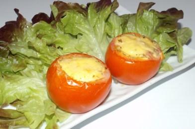 Quiche façon tomates farcies2
