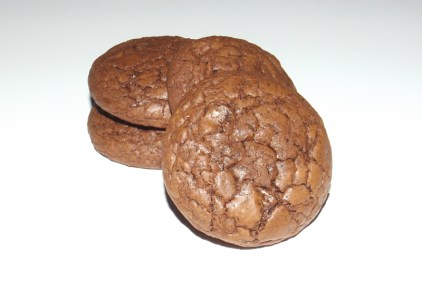 Cookies craquelés au chocolat et au poivre de la Jamaïque2