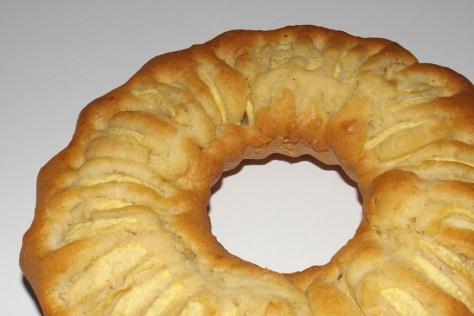 Gâteau aux pommes et huile de noix3