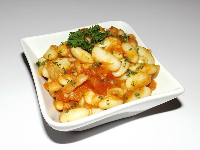 Lingots blancs à la tomate et au GARAM MASSALA ( recette Veggie ).jpg
