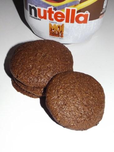 Nutellotti ou biscuits Italien au Nutella