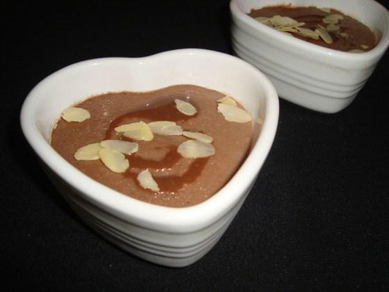 Semoule à la pâte à tartiner au chocolat noir Pastador.jpg