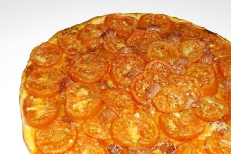 Tarte aux tomates, au jambon de Parme et au Parmigiano Reggiano2