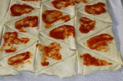 Pizza croissant7