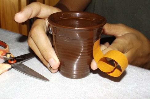 Tasses à café expresso froissé Ecureuil15