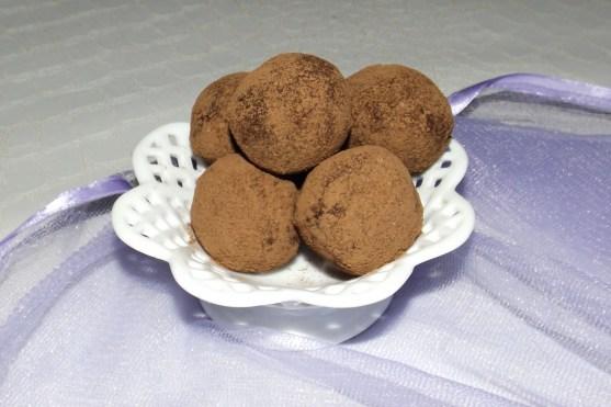 Truffes au chocolat Simplissime