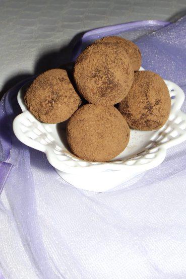 Truffes au chocolat Simplissime2
