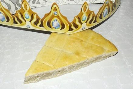 Galette des rois bretonne
