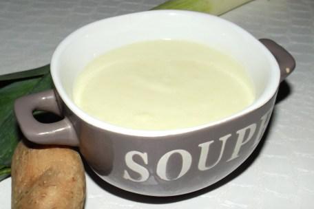 Crème Vichyssoise Légère WW