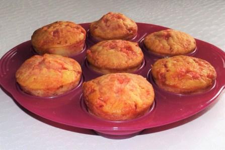 Muffins aux pralines roses ou muffins à la lyonnaise3