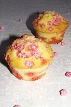 Muffins aux pralinettes2