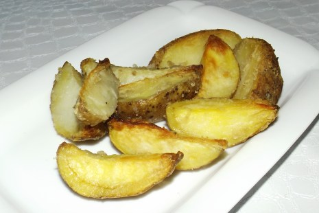 Potatoes au four (avec ou sans thermomix)