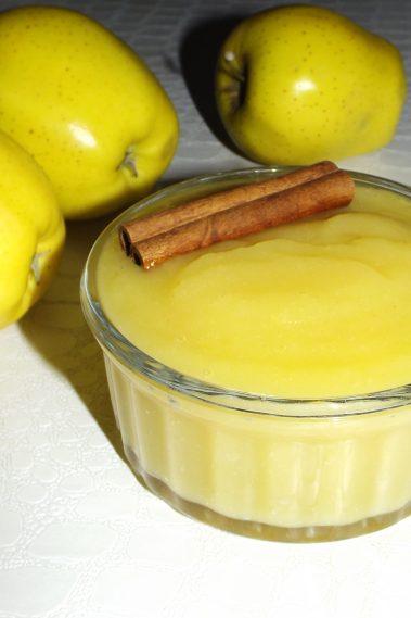 Compote de pomme miel et cannelle (avec ou sans thermomix)2