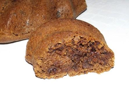 Gâteau au chocolat noir et au vinaigre blanc