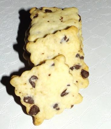Sablés façon cookies 2