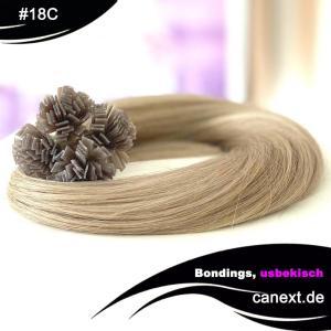 18C-Bondings-Cold-Blonde-usbekisch Canext Extensions