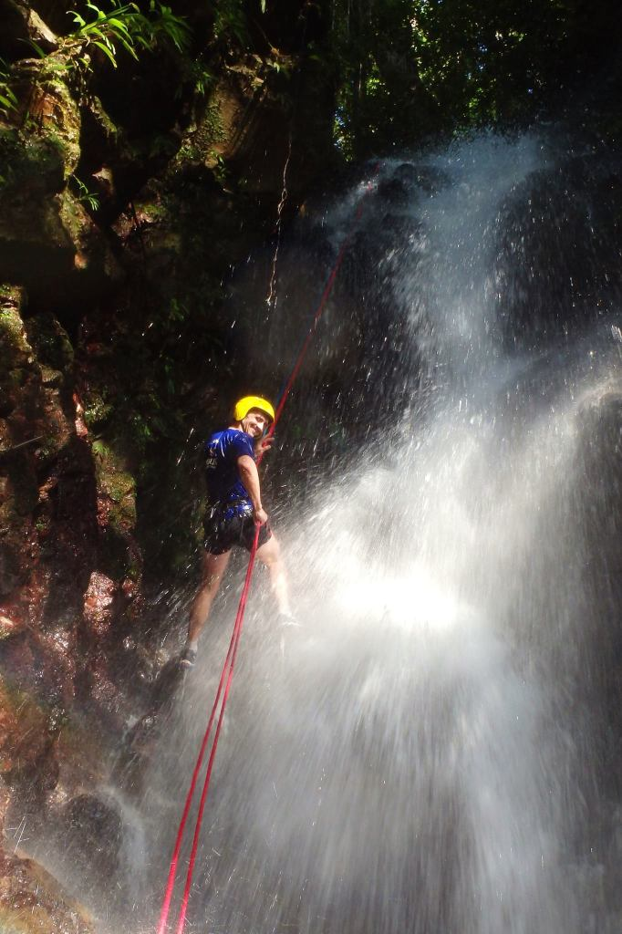 Good news from the Cangrejal River Valley. A new option, Honduras Waterfall Descents