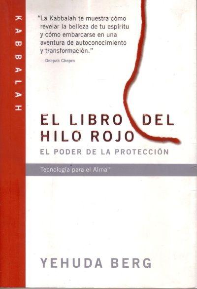 El libro del hilo rojo