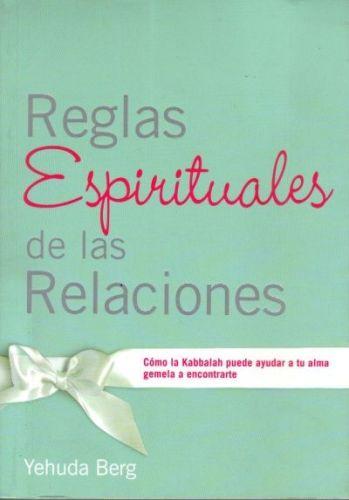 Reglas espirituales de la relaciones