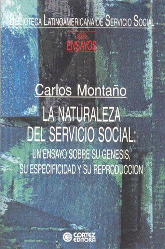 La naturaleza del servicio social