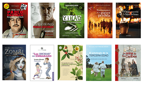 Novedades Cangrejo Editores para la FIL 2017