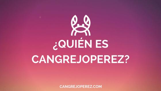 perfil cangrejoperez