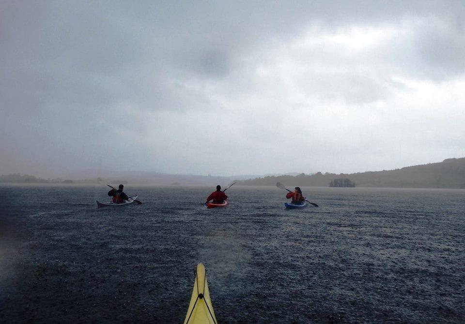 Foyle Paddlers   The Canoe Association of Northern Ireland