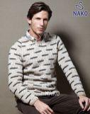 Erkek Kazak Modelleri (El Örgüsü) (22)