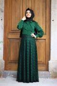 Tesettür Elbise Modelleri 2015